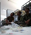 ANA medics stay on track through medical training 110809-M-HA146-009.jpg