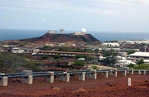Cat Hill, Ascension Island - Cat Hill