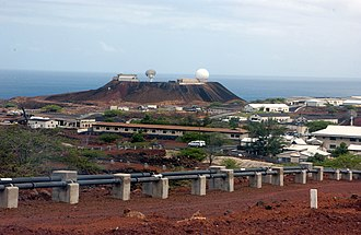 Cat Hill, Ascension Island - Cat Hill