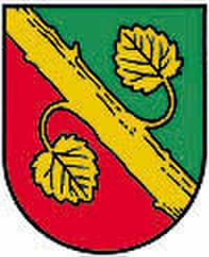 Alberndorf in der Riedmark - Image: AUT Alberndorf in der Riedmark COA