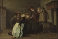 A Conversation (Pieter Codde) - Nationalmuseum - 17405.tif