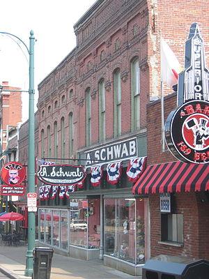 A. Schwab's - A. Schwab
