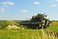 A Ukrainian BMP-2 from the 1st Battalion 72nd Mechanized Brigade.jpg
