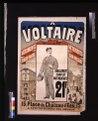 A Voltaire- vêtements tout fait, vêtements sur mesure - - J. Chéret. LCCN2009632707.tif