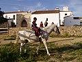 A caballo - panoramio.jpg