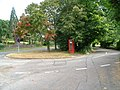 A phone box on an island - geograph.org.uk - 558145.jpg