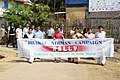 A rally taken out during the Bharat Nirman Public Information Campaign, organised by PIB Imphal, at Moreh, Chandel District, Manipur on February 27, 2013.jpg
