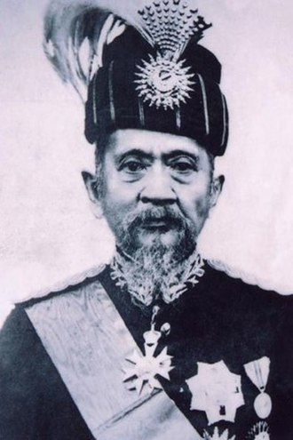 Abdul Hamid Halim of Kedah - Abdul Hamid Halim of Kedah