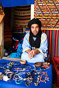 Abdul in his shop in MHamid (2358084602).jpg