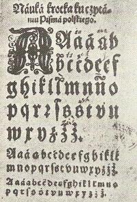 Alfabet Polski Wikipedia Wolna Encyklopedia