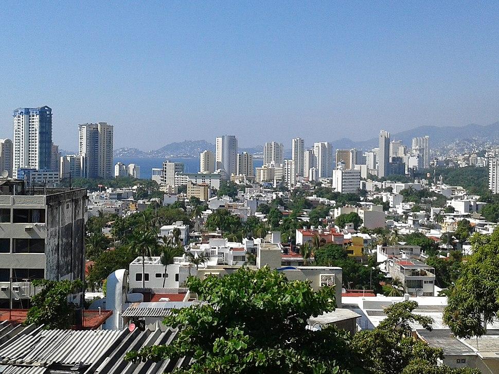 Acapulco zona hotelera 02