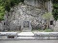 Accous (Pyr-Atl, Fr) monument aux morts au Pont d'Esquir.JPG