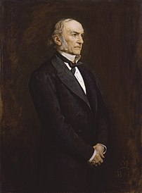British statesman William Gladstone - a liberal who would know the answer