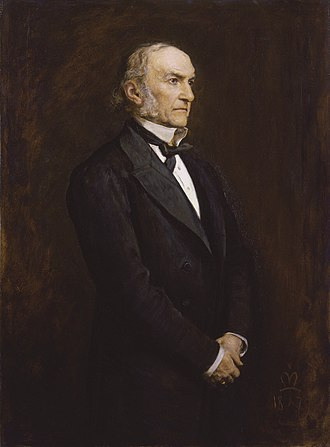 Liberal Party (UK) - William Ewart Gladstone