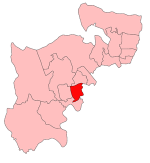 Acton (UK Parliament constituency) - Acton in Middlesex, 1918–45