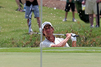 Adam Scott (golfer) - Scott during the 2008 Players Championship