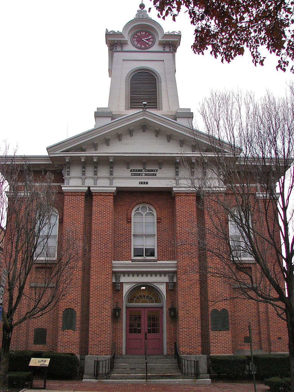 Adams PA Courthouse 2