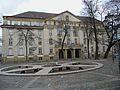 Adlerstraße Karlsruhe Carl-Hofer-Schule.JPG