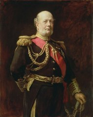 Admiral Sir Frederick Richards, 1833-1912