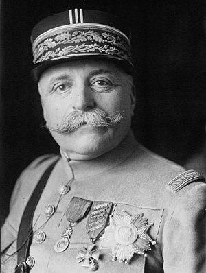 Adolphe Guillaumat - Image: Adolphe Guillaumat 1921