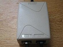 Een DSL Splitter Voor ADSL