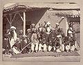 Afghan policemen in Kabul 1879-80.jpg