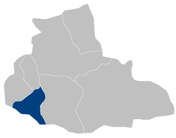 Location of Qala i Naw