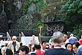 After Mass on the plaza of The Grotto (Portland, Oregon) 03.jpg