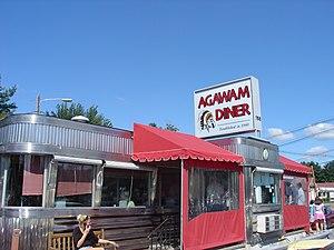 Agawam Diner - Image: Agawamdiner