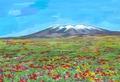Agnes Karikaturen Armenia Aragats Aragaz.tif