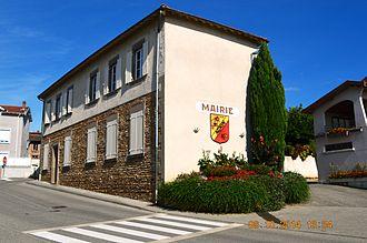 Agnin - The Town Hall