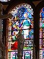 Aigen Kirche - Fenster 1 Johannes und Jungfrau.jpg