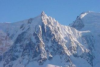 Aiguille du Midi - Image: Aiguille du Midi Chamonix 1