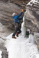 Aiguilles - Escalade sur glace - janvier 2014 - 8.jpg