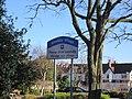 Ainsdale Village sign, Shore Road.JPG