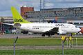 Air Baltic, YL-BBD, Boeing 737-53S (16270254207).jpg