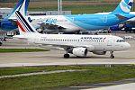 Air France, F-GRXB, Airbus A319-111 (28363627492).jpg