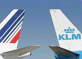 Air France & KLM vertical stabilizers.jpg