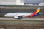 Airbus A320-200 Asiana AL (AAR) F-WWDX - MSN 3437 - Will be HL7769 (2973641219).jpg