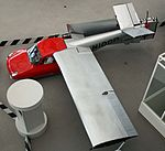 Aircraft on display at the Museum of FlightAircraft on display at the Museum of Flight (6194335670).jpg