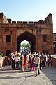 Akbari Darwaja - Southern Entrance - Northern Facade - Agra Fort - Agra 2014-05-14 4203.JPG