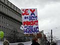 Aktionstag anlässlich des 100. Internationalen Frauentages - Sex im Bett nicht in der Werbung.jpg