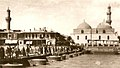 "Al Gat'a Bridge Bridge (Currently Martyrs, ""Shuhada""), Baghdad - 1930.jpg"