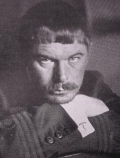 Albert Engström Swedish artist