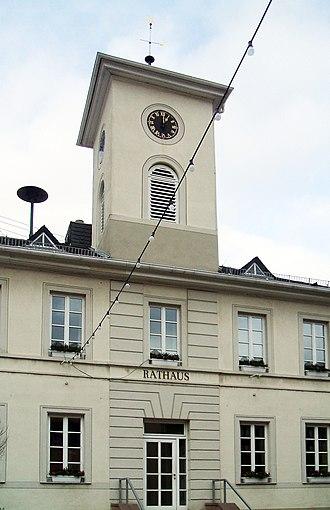 Albisheim - Image: Albisheim town hall