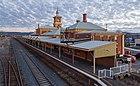 Albury railway station, Australia.jpg