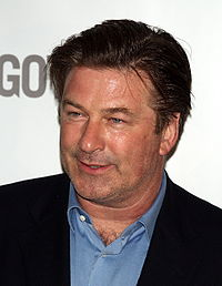 Alec Baldwin i New York i juni 2008.
