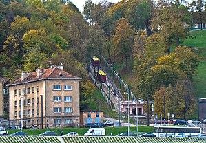 Aleksotas Funicular Railway - Aleksotas Funicular Railway, Kaunas