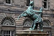 Alexander & Bucephalus by John Steell