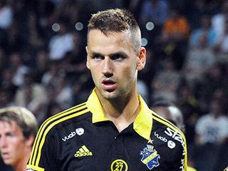 Alexander Milošević Swedish footballer